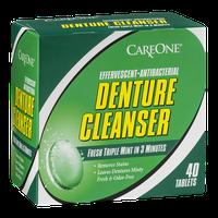 CareOne Denture Cleanser Fresh Triple Mint