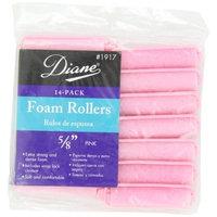 Diane Foam Rollers, Pink, 5/8