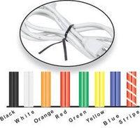 Value Brand M6PAW Twist Ties, White, 6 In, Paper, Pk 10000