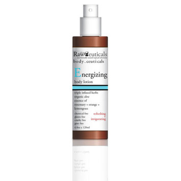 Raw Skin Ceuticals BD-LO-ENG-90 Body. Ceuticals Body Lotion Energizing