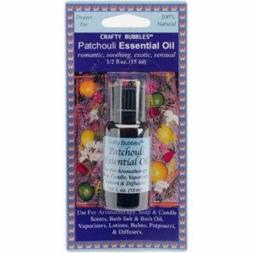 Essential Oil .5oz, Patchouli