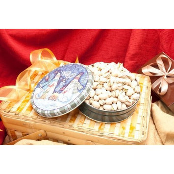 Superior Nut Company Colossal Pistachios Holiday Gift Tin