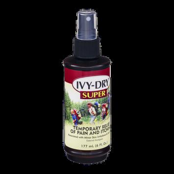 Ivy-Dry Super External Analgesic