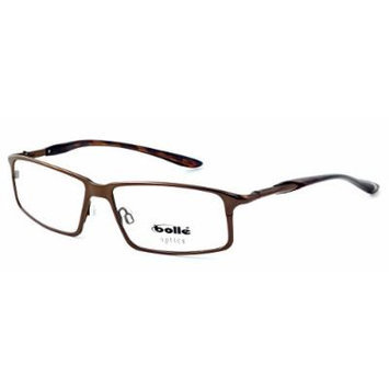 Bolle Optical Trocadero in Espresso & Dark Tortoise ; DEMO LENS (70257)