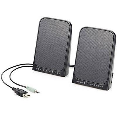 Hewlett Packard D9J19AA USB Business Speakers Spkr