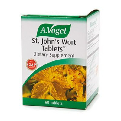 A. Vogel St. John's Wort Tablets