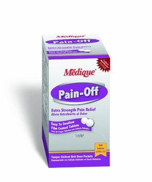 MEDIQUE 22813 Pain-Off(R),Tablet, PK500