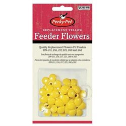 Woodstream Corporation Perky Pet Yellow Feeder Flower 202F by Woodstream