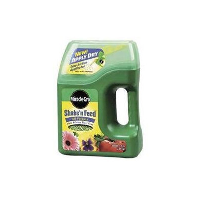 Miracle Gro 8 Pound All Purpose Plant Food 110570 by Scotts