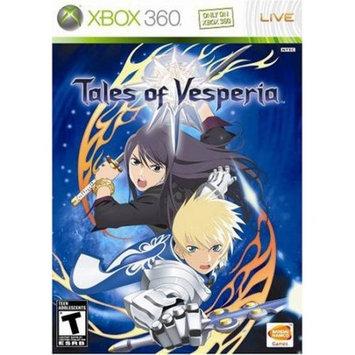 Tales of Vesperia Xbox 360 Game namco
