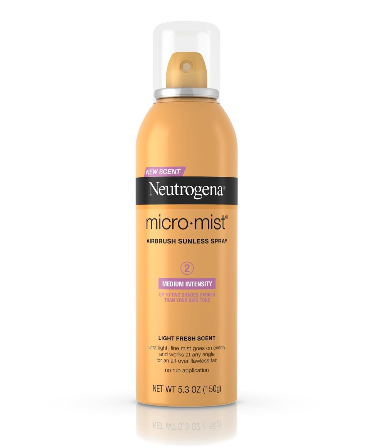 Neutrogena MicroMist® Airbrush Sunless Tan