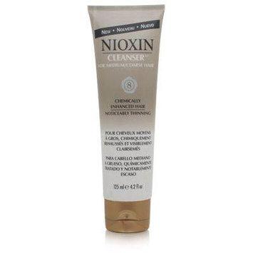 Nioxin Cleanser 8 Chemically Enhanced Thinning Hair 4.2 oz