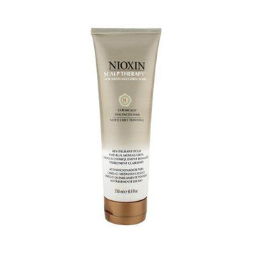Nioxin Scalp Therapy 8 Chemically Enhanced Thinning Hair 8.5 oz