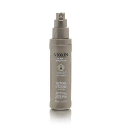 Nioxin System 5 Scalp Treatment for Normal/Thin Hair - 1.7 oz