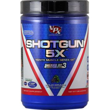VPX Shotgun 5X Wild Grape - 28 Servings