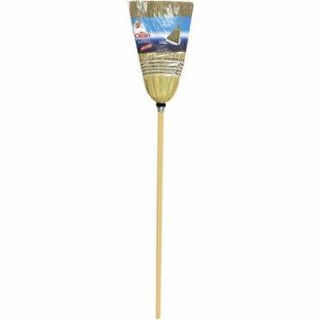 Mr. Clean Deluxe Corn Broom