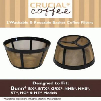 2 Bunn Replacement Basket Coffee Filter