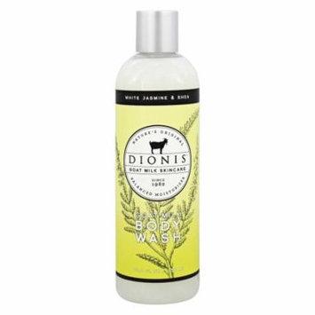 Dionis Goat Milk Skincare - Body Wash White Jasmine & Shea - 12 oz.