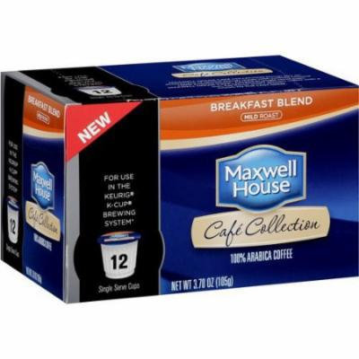 Maxwell House K-Cup Single Serve Coffee, 3.7 OZ (Pack of 6)