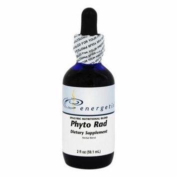 Energetix - Spagyric Nutritional Blend Phyto Rad - 2 oz.
