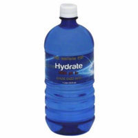 Hydrate High pH 9+ Alkaline Ionized Water, 33.8 fl oz (Pack of 12)