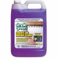 Simple Green Concrete/Driveway Cleaner Concentrate - 1 / EA
