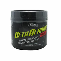 iForce Nutrition Xtreme Series Beta Alanine 3000 Unflavored - 300 Grams