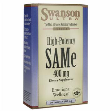 Swanson Same 400 mg 30 Tabs