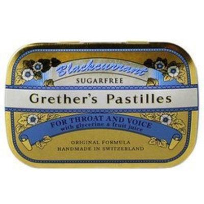 Grether's: Black Currant Pastilles Sugarfree, 15 oz