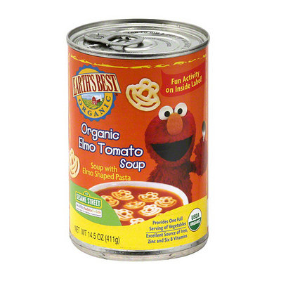 Earth's Best Organic Elmo Tomato Soup