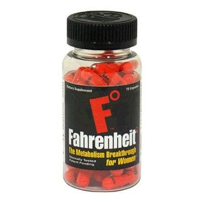 Biotest Fahrenheit Metabolism Breaththrough for Women, 100 Capsule Bottle