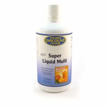 Super Liquid Multivitamin By Vitamin Discount Center - 32 Ounces