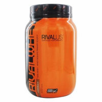 Rivalus - RivalWhey 100% Whey Isolate Primary Source Chocolate - 2.19 lbs.
