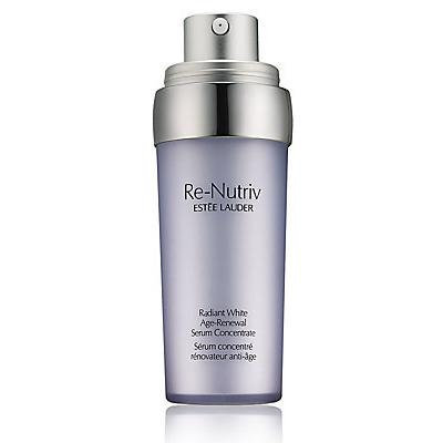 Estée Lauder Re-Nutriv Radiant White Age-Renewal Serum Concentrate/1 oz. - No Color