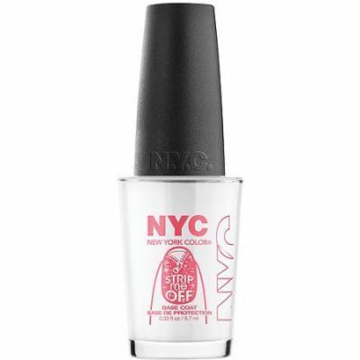 NYC 2700579170 0. 33 fl oz in A Minute Nail Polish, Translucent