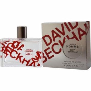 David Beckham Urban Homme Edt Spray 1.7 Oz By David Beckham