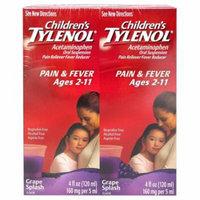 Children's Tylenol - 4 oz. - 2 pk.