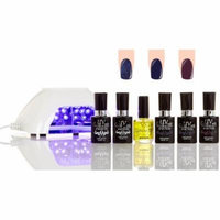 UV-Nails LED Lamp and Gel Nail Polish Starter Kit V10-W-22