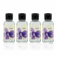 Rexair/Rainbow R14940 Vacuum Cleaner Violet Fragrance Pack - 1.6oz - 4 PacK