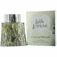 Lolita Lempicka L'eau Au Masculin Edt Spray 3.4 Oz By Lolita Lempicka