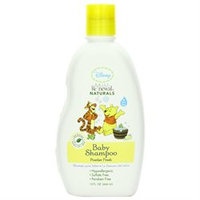 Sentron Naturals Baby Shampoo, Disney Winnie the Pooh, Powder Fresh, 15 fl oz (444 ml)