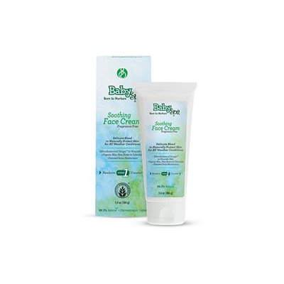 BabySpa Soothing Face Cream - Stage One - 3.4 fl oz