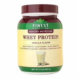 Finest Nutrition Vanilla Protein Powder