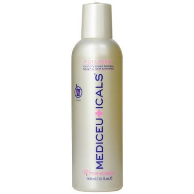 Therapro Mediceuticals Folligen Phytoflavone Normal Scalp and Hair Shampoo, 12 Fluid Ounce