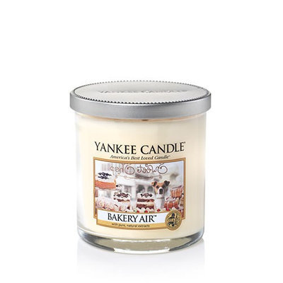 Yankee Candle Bakery Air(tm) 7oz. Tumbler Candle 7 Ounce, Ivory
