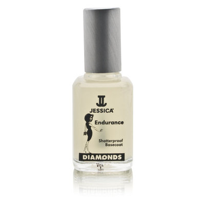 Jessica Diamonds Shatterproof Basecoat 15ml/0.5oz