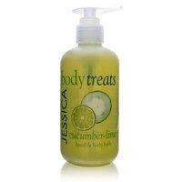 Jessica Body Treats Cucumber-Lime Hand Body Bath