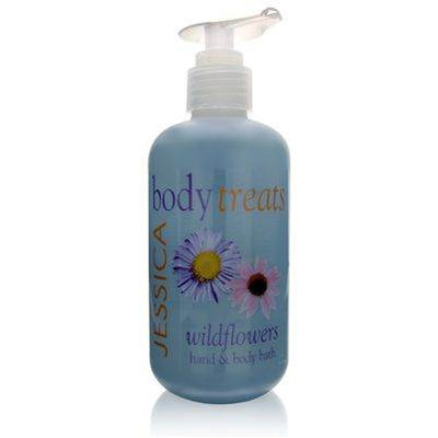 Jessica Body Treats Wildflowers Hand & Body Bath