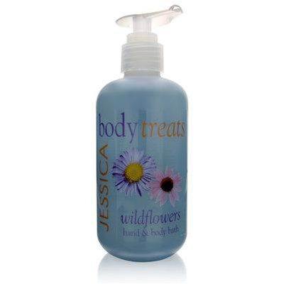 Jessica Body Treats Wildflowers Hand & Body Bath