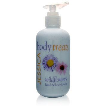 Jessica Body Treats Wildflowers Hand & Body Lotion